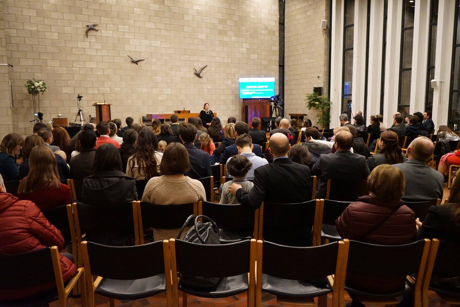 Diaspora Start Up 25.11.2017 Biserica Adventista