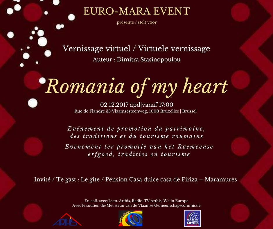 Romania of MY HEART Facebook FR NL