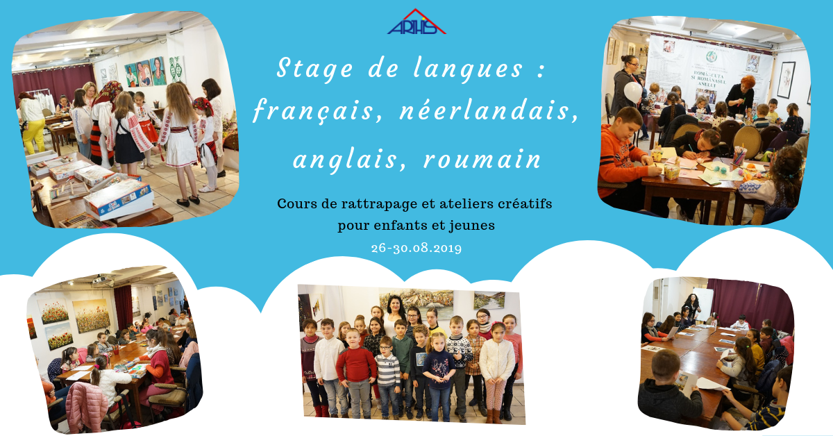 Stage langues ateliers 2019 FR