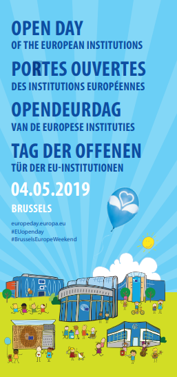 Zamfira 04.05.2019 Portes Ouvertes institutions europennes